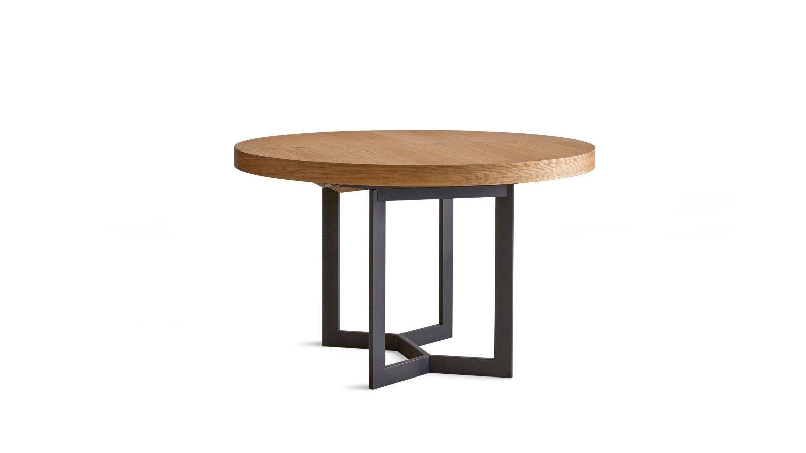 Table de s jour boxx ronde for Table de sejour ronde